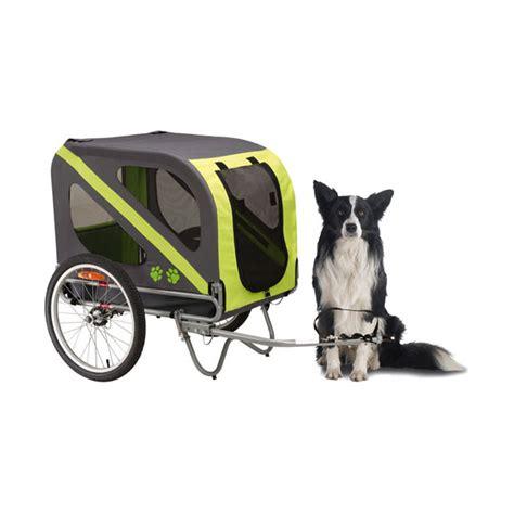 remorque velo pour chien remorque 224 v 233 lo pour chien de scheemaeker acheter sur greenweez