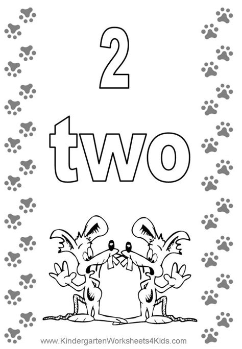 coloring pages number  coloring page preschool number