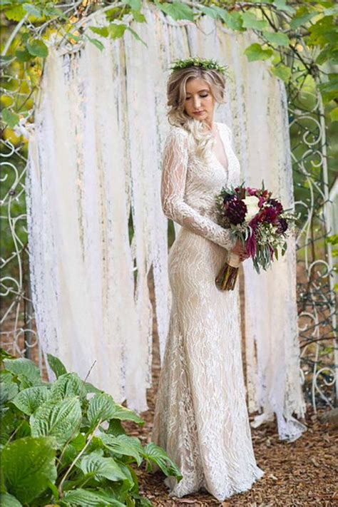 25 Elegant Country Rustic Wedding Ideas You Will Love My