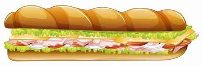 Sandwich Clipart Sub Transparent Fast Clip Yopriceville