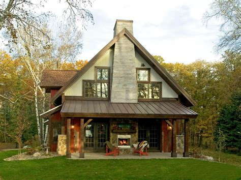 Rustic House Exterior Designs