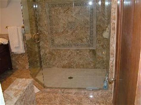 tile showers pictures