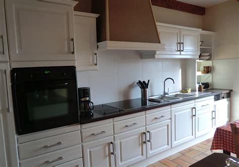 refaire cuisine refaire sa cuisine rustique en moderne maison design