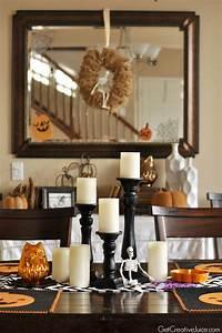 Halloween, Decorations, Home, Tour