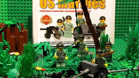 brickmania  marines review youtube