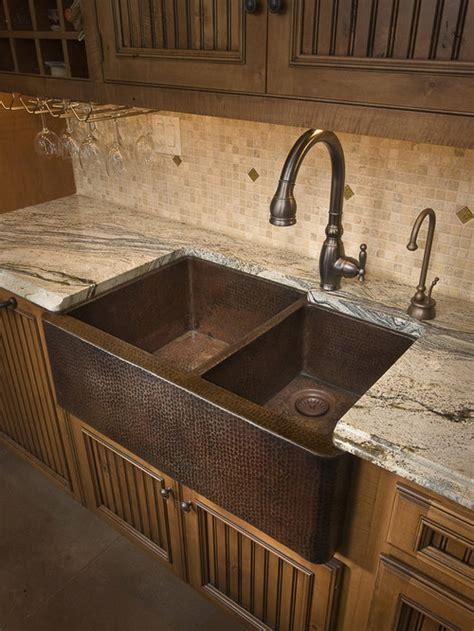 copper kitchen sink home design ideas pictures remodel  decor