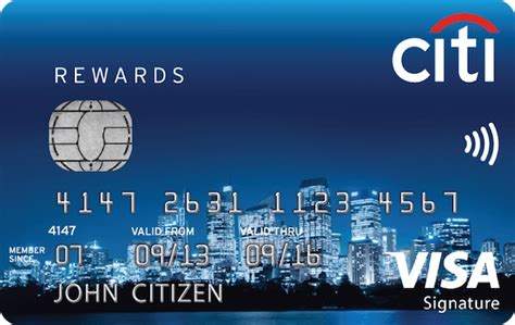 Fraud detection · lost wallet® service · chip technology Citi Signature Visa Credit Card - Point Hacks Review