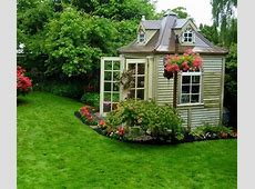 35+ Stunning 'She Shed' Designs That Are The Perfect Life