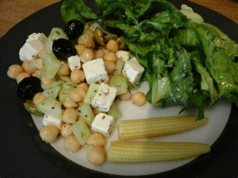 cuisine pois chiche salade de pois chiches une princesse en cuisine