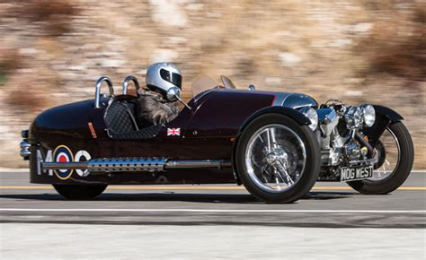 Morgan 3 Wheeler Review