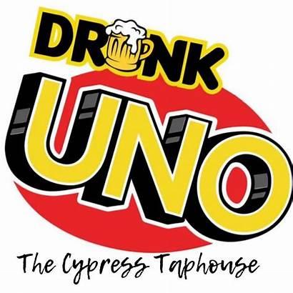 Drunk Uno Cypress Taphouse Bar Night