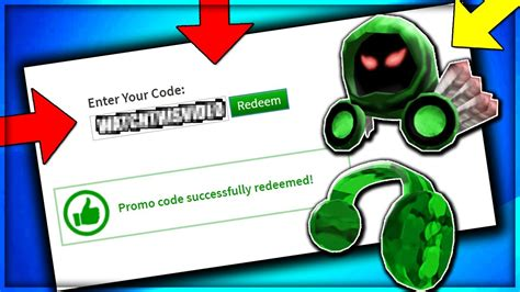 working promo codes  roblox  roblox