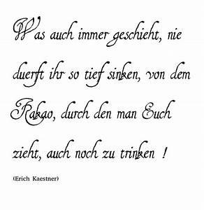 Sprüche Von Erich Kästner Die Beste Sammlung Von Bildern über ...