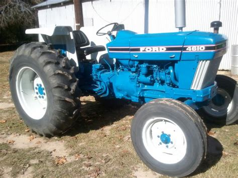 4610 Ford Tractor For Sale