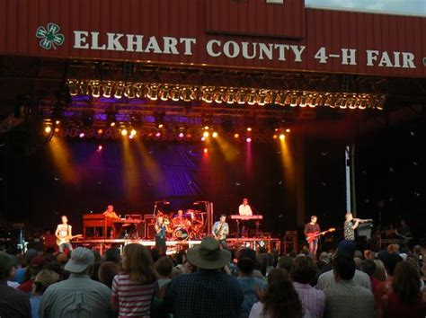 """Goshen, In  """"chicago"""" In Concert At The Elkhart County 4"""
