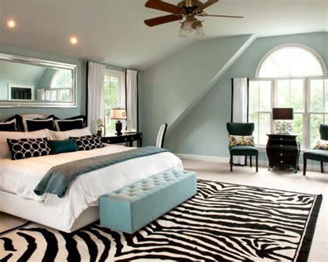 les tapis de chambre a coucher le tapis zèbre en 50 photos avec beaucoup d 39 idées
