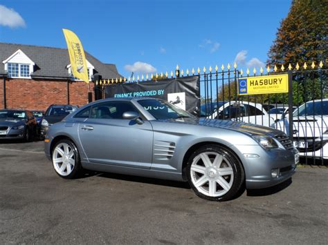 Chrysler Crossfire Used by Used Chrysler Crossfire For Sale West Midlands