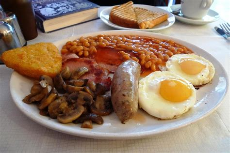 how to a traditional breakfast