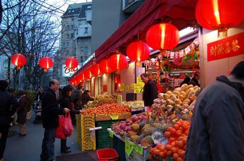 quartier chinois à epicerie chinoise tang frères quartier chinois de à