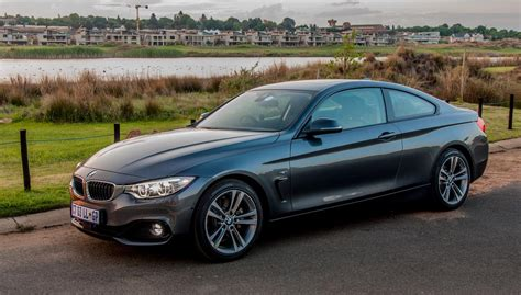 Bmw 4 Series Coupe Driven In South Africa