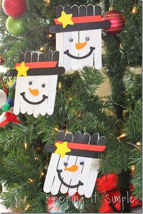 Fun Easy Christmas Craft Ideas