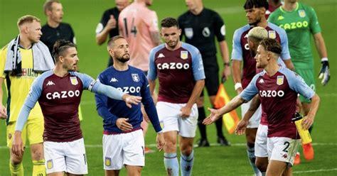 Aston Villa star Jack Grealish ribs John McGinn over penis ...