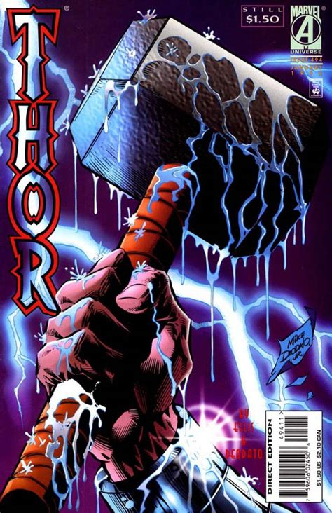 top  thor stories
