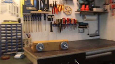 Garage Werkzeugwand by Werkbank Mit Erweiterung Und Werkzeugwand Wie Aufgebaut