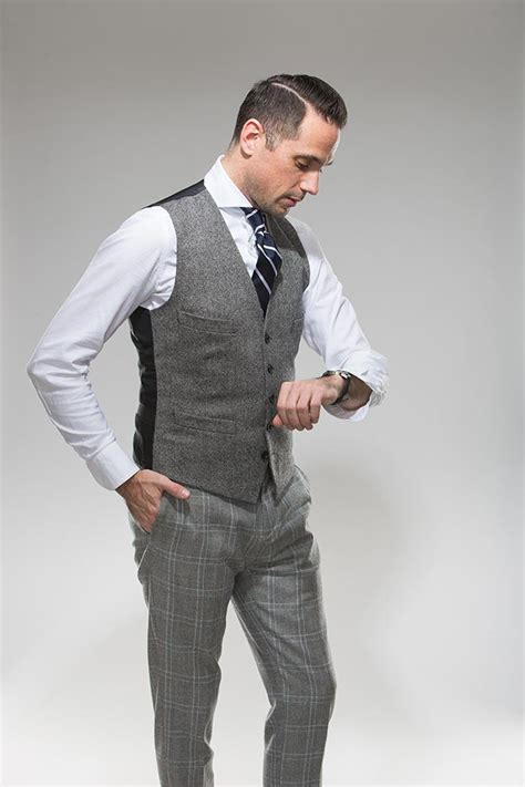 A Suit Vest Alterations and Tailoring Guide - He Spoke Style