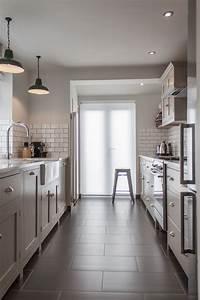 30, Beautiful, Galley, Kitchen, Design, Ideas
