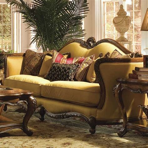 Do you think victorian sofa set appears nice? Victorian Style Sofa Furniture Designs