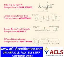 EKG Heart Block Poem