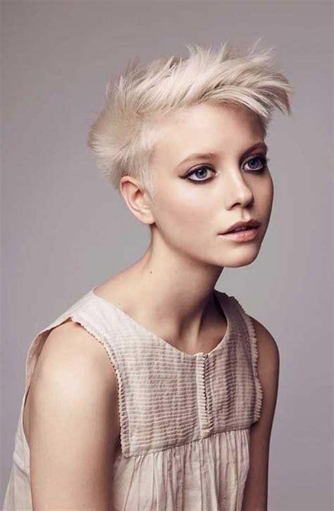 cute short hairstyles   faces short