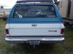 Buy Used 88 Chevy Suburban 3  4 Ton Scottsdale Silverado