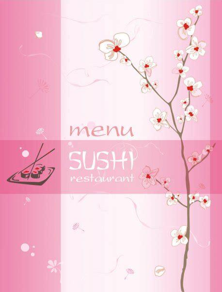 trendy restaurant menu background   creative