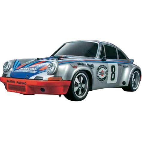 Tamiya Porsche 911 Carrera Rsr Brushed 1:10 Rc Model Car