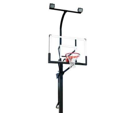 mammoth basketball goal light kit swingsets and playsets