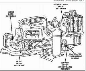 2002 Dodge Dakota Climate Control Not Working  Main Fuse