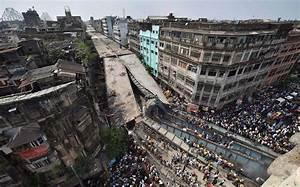 Kolkata, India - Photos - India highway overpass collapse ...