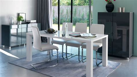 table  chaises salle  manger conforama