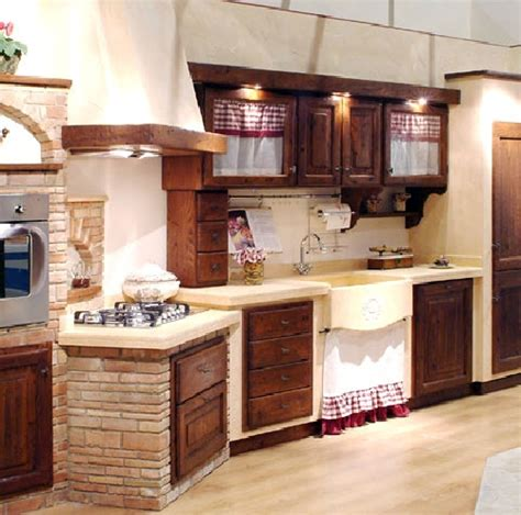 Cucina Di Muratura  Home Design Ideas  Home Design Ideas