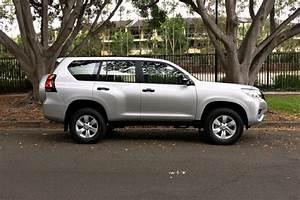 Toyota Prado Gx Manual 2018 Review