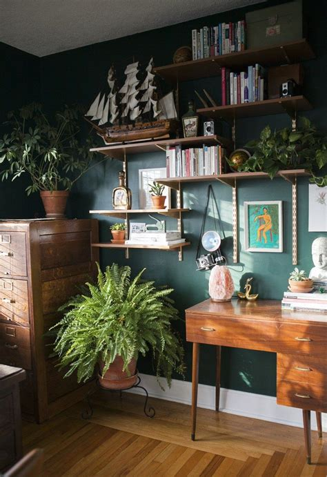 Green Home Design Ideas by Before After Green Home Office Vingettes