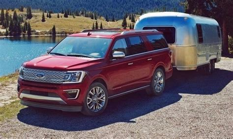 New Ford Suv 2018 by New 2018 Ford Expedition Suv Arrives With Aluminum