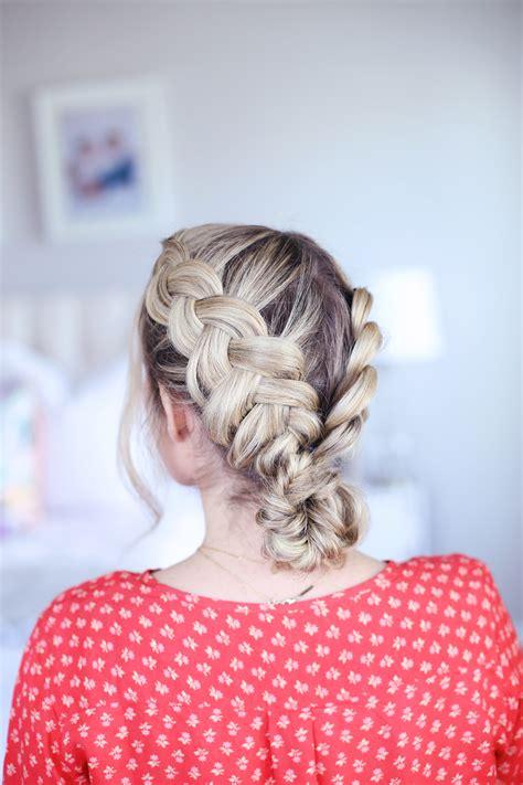 double dutch braids cute girls hairstyles