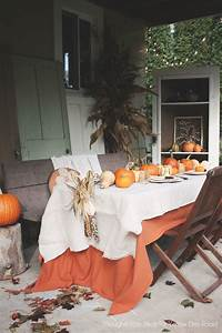 trending patio table decor ideas Thanksgiving Tables & Fall Tablescape Inspiration ...