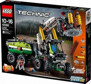 Lego Technic Kaufen : lego harvester forstmaschine 42080 lego technic ~ Jslefanu.com Haus und Dekorationen