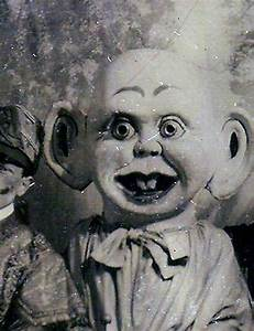 These Scary Vintage Dolls That Will Make Your Skin Crawl ...