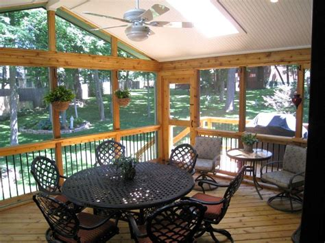 Enclosed Patio Ideas On A Budget