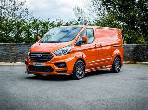 Ford Transit Custom Sport New Customised Vans